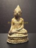 珍藏古牌 - Ayutthaya年代佛祖, Pra Chai Ca Na Shong Klam
