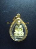 #30017-001 自身佛牌 - 小型龍婆Pea自身佛像