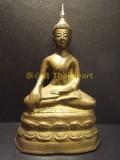 #30374-001 佛祖 - 古舊佛祖, 有廟泥