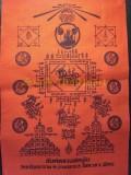 符布 Luang Pho Ngern龍婆銀 Wat Bang Klan屈班近 紅色符布