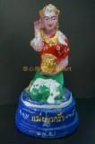 #30267-001 招財女神像, Luang Pho Ruk(龍婆甩)