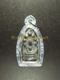 #30544-001  珍藏古牌 - 七龍佛 , Phra Kru Ayutthaya, 古代金屬 (已售)