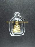 #30548-001 財佛-約1.2cm 高的財彿,Wat Bang Klan(屈班近),Luang Pho Ngern(龍婆銀)