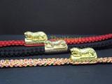 老虎手繩, (只有紅色), Wat Bang Phra(屈班柏), Luang Pho Pern(龍婆笨)