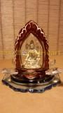 四面神 大開光儀式 Luang Pho Ja Run 佛曆2557 Wat Am Pa Wan 銀 有求必應 財運 健康 保平安 人緣