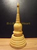 #30320-001 舍利塔 - 手做木製舍利塔