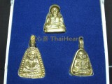 財佛 Loon 咩打爸啦Me 盒裝紀念版財佛 Luang Pho Ngern龍婆銀 Wat Bang Klan屈班近 佛曆2548